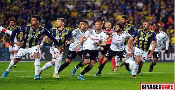 Fenerbahçe,Beşiktaş'ı devirdi!