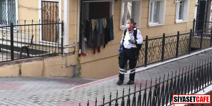 Ankara'da dehşet: Alkol içen kocasını boğarak öldürdü