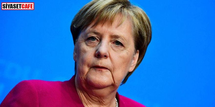 Almanya şokta: Şansölye Merkel karantina altında