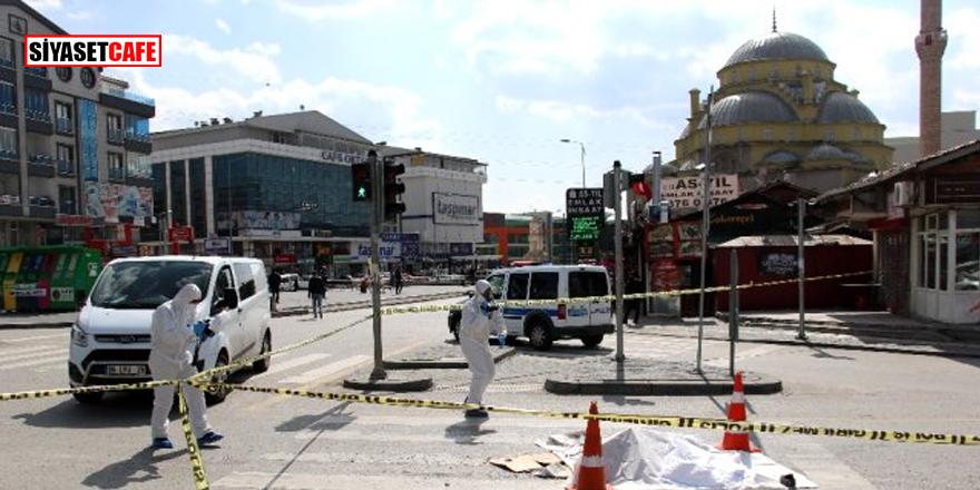 Ankara'da sokağa çıkma yasağına uymayan vatandaş canından oldu