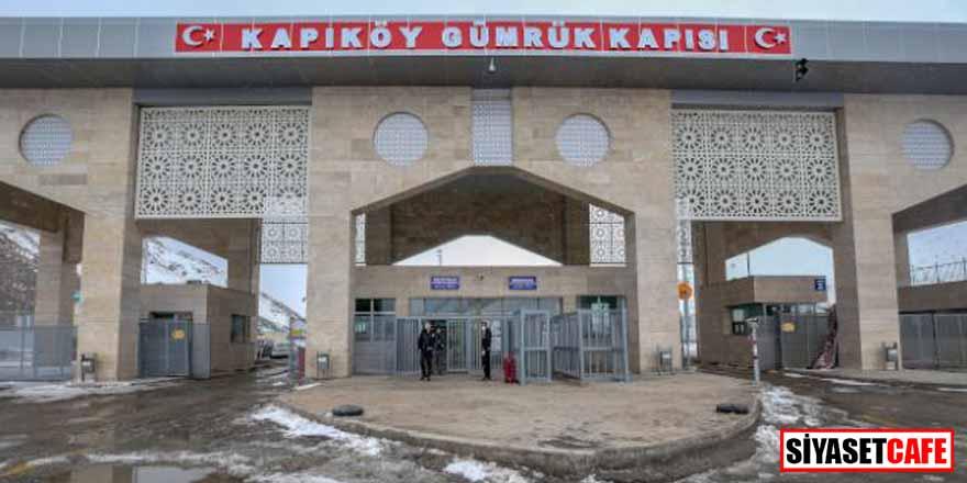 Kapıköy Kara Hudut Kapısı kapatılıyor! Giriş-çıkışlar yasaklandı