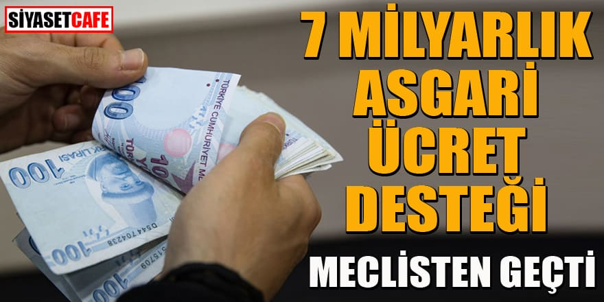 Bakan Selçuk açıkladı: Asgari ücret desteği geliyor