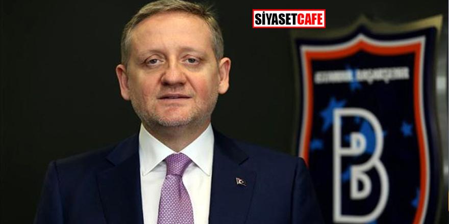 Başakşehir Kulübü Başkanı Göksel Gümüşdağ ve eşinin test sonuçları pozitif çıktı