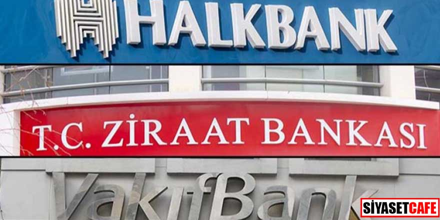 3 kamu bankasından yeni finansal destek paketi açıklaması