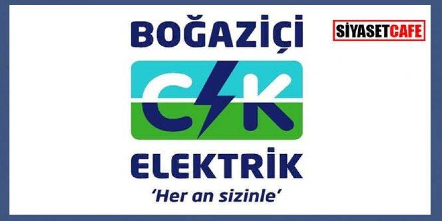 CK Boğaziçi Elektrik'ten faturalar ile ilgili açıklama
