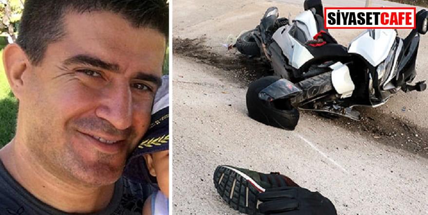 Veteriner hekim kaza yaptı, hayatını kaybetti