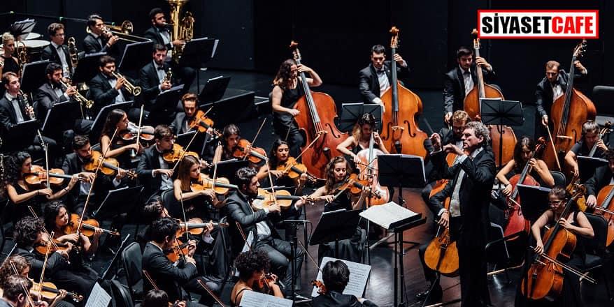 Orkestra seçmeleri için online başvuru