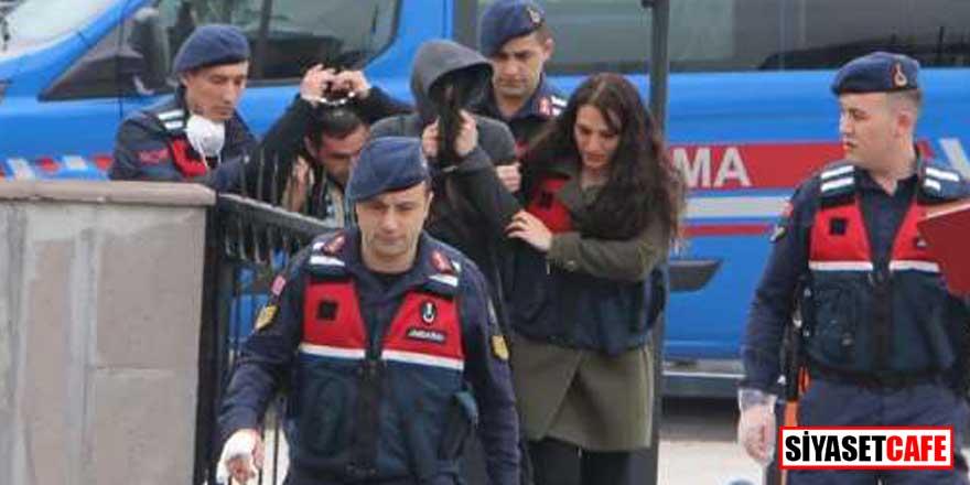 Milli Futbolcu Emre Aşık'ın eski eşi cezaevi firarisiyle yakalandı