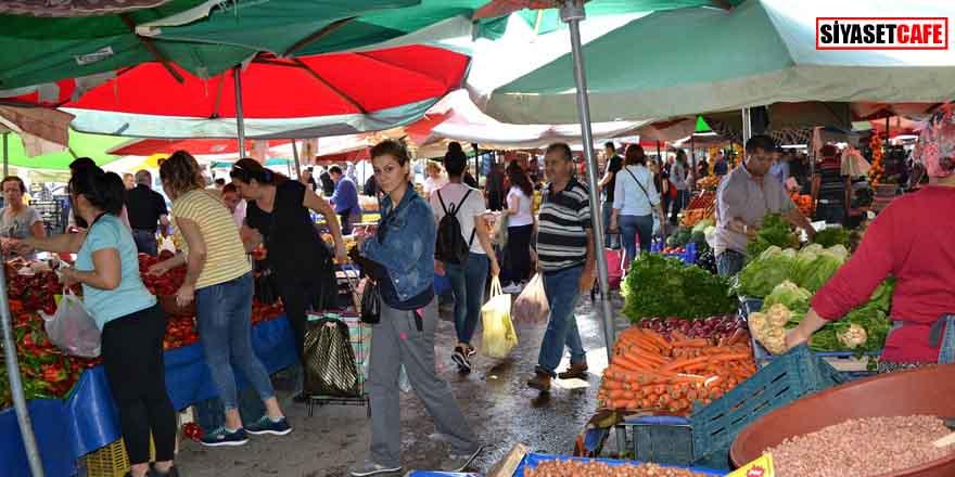 Mahalle ve semt pazarlarına koronavirüs önlemleri