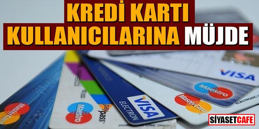 Kredi kartı faizleri düştü! Asgari ödeme tutarı da indiriliyor