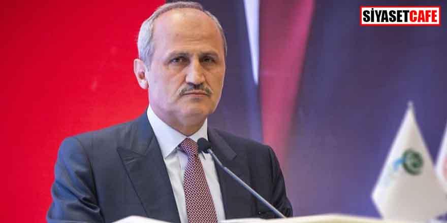 Gece yarısı görevden alınan Ulaştırma Bakanı'ndan ilk açıklama