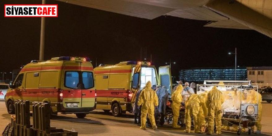 Pandemi hastanesine bombalı araçla saldırı