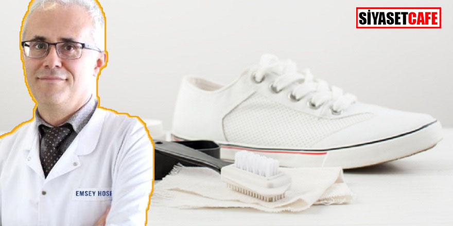 Terlik ve ayakkabı temizliğine dikkat!