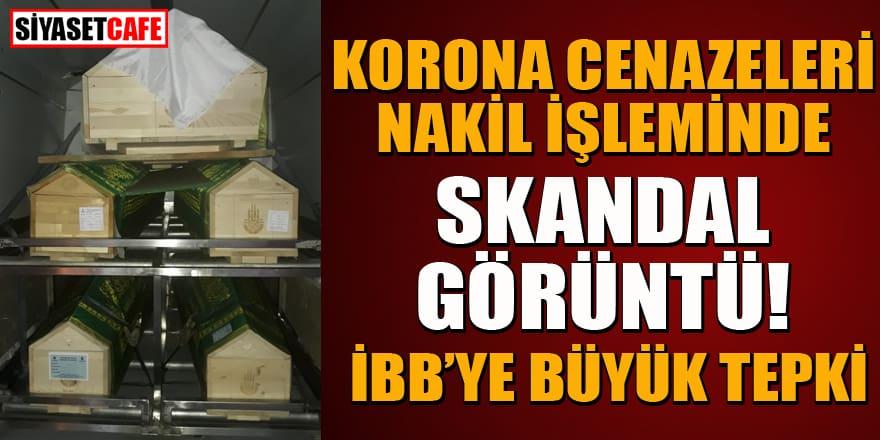 Rize'de 'Korona' cenazesi alarmı! İBB'ye büyük tepki!