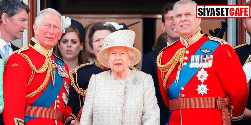 Kraliçe Elizabeth'in doğum günü kutlaması iptal edildi