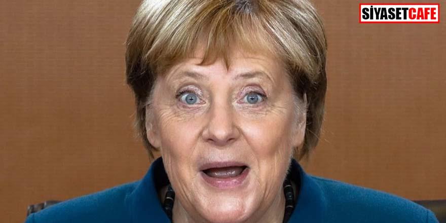 Şaka sanıp Merkel'in yüzüne telefon kapattı
