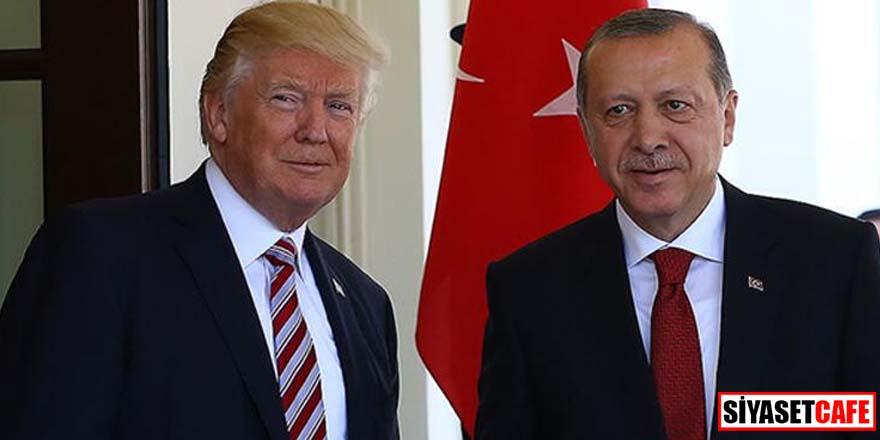 Erdoğan ve Trump'tan kritik koronavirüs görüşmesi