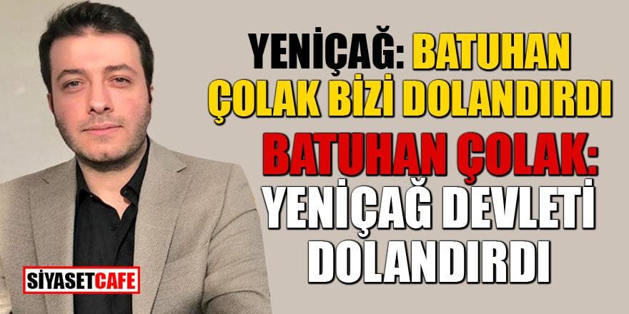 Yeniçağ gazetesi eski genel yayın yönetmenini mahkemeye verdi