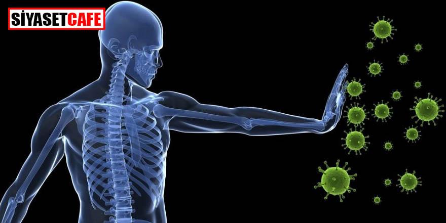 Bağışıklık sistemimizi kuvvetlendirmek zor değil