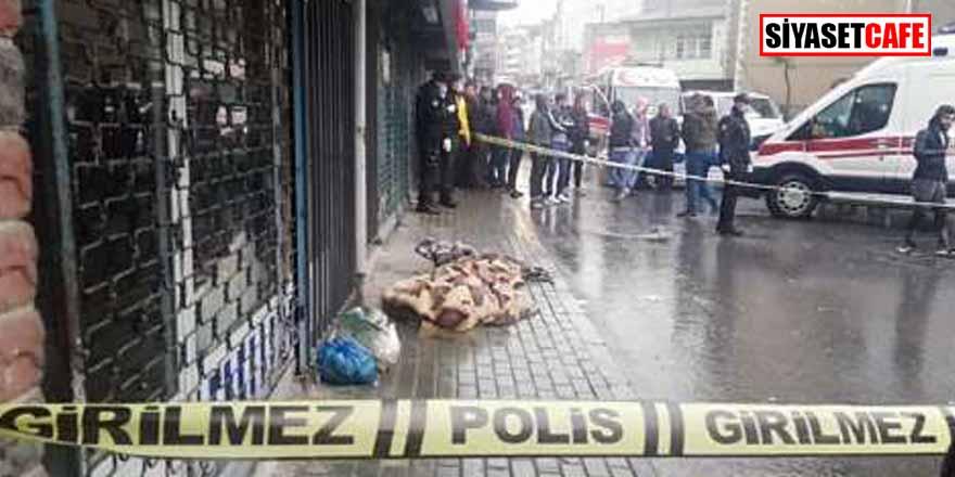 Avcılar'da panik yaratan ölüm! Yabancı uyruklu adam bir anda yere yığıldı!