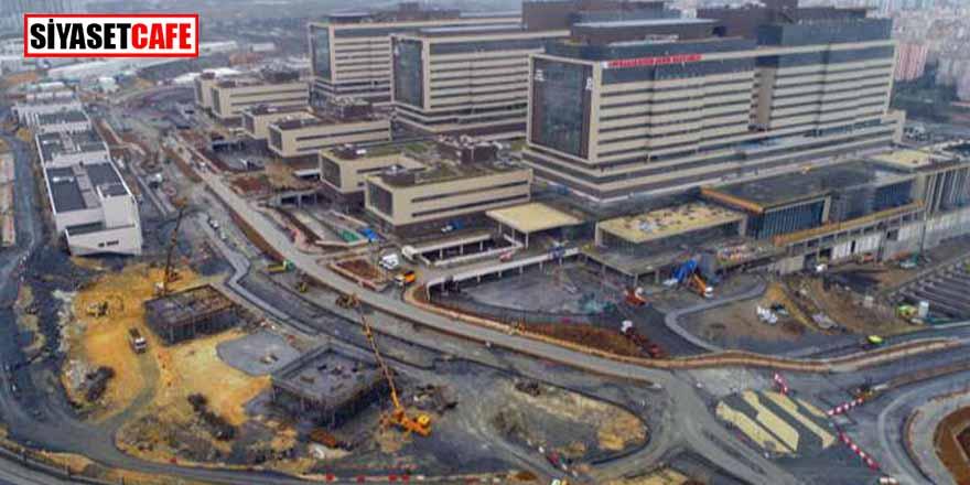 Erdoğan duyurdu! İkitelli Şehir Hastanesi'nin açılacağı tarih belli oldu