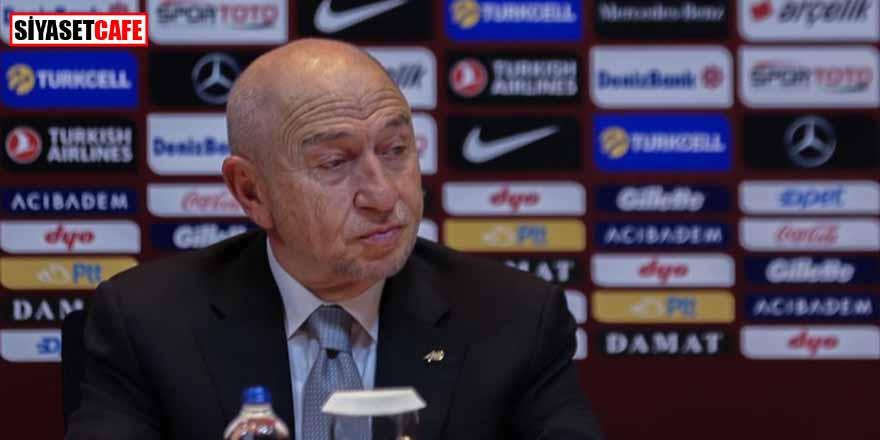 TFF Başkanı Nihat Özdemir'den Süper Lig ve Türkiye kupası açıklaması