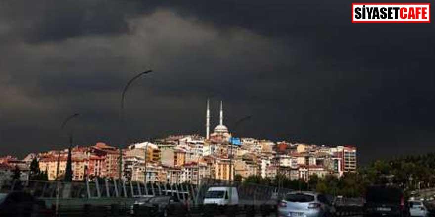 Meteoroloji'den İstanbul için turuncu alarm!