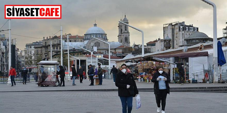 İstanbul'da 205 kişiye korona virüs cezası