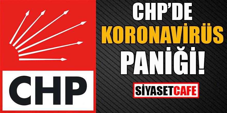 CHP'de koronavirüs paniği: Kadın kolları kongresine katılanlar hastaneye koşuyor