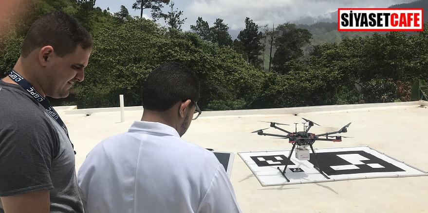 Sağlık sektörünün teknolojik kurtarıcısı: Dronlar!