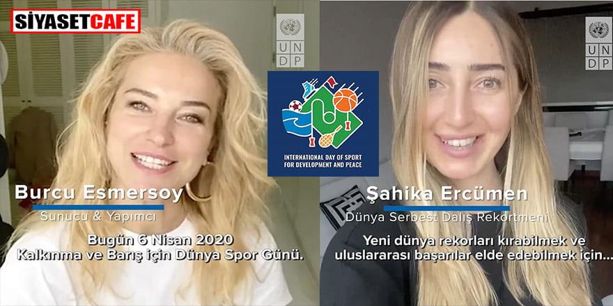 Dünya Spor Günü'nde UNDP Türkiye'den önemli çağrı