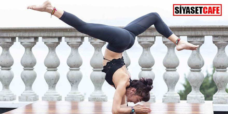 'Müzede Yoga' etkinliği Instagram canlı yayınında