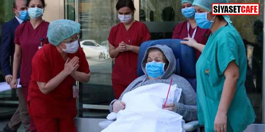 Sevindiren haber! 80 ve 89 yaşlarındaki çift koronavirüsü yendi
