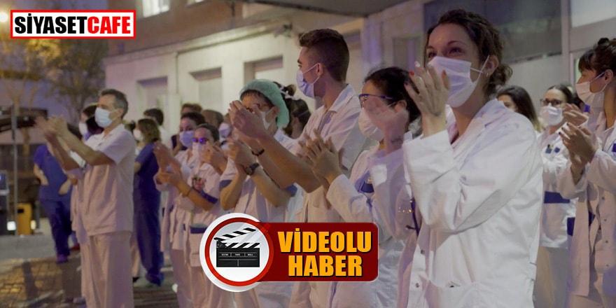 Sağlık çalışanları için 'Nefes Ol' projesi