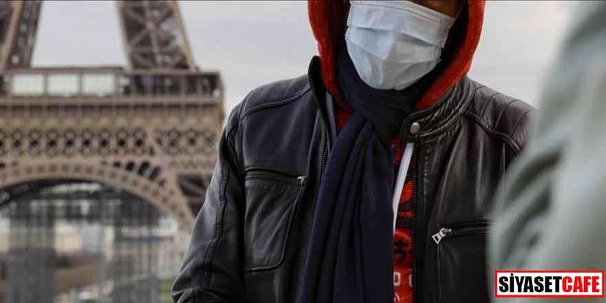 Fransa'da korkunç bilanço! 1 günde Bin 427 kişi öldü!