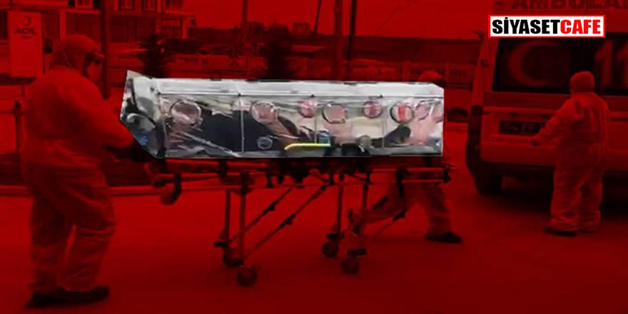 İzolasyonlu sedyeler yurt çapında dağıtılmaya başlandı, ilk durak Tekirdağ Süleymanpaşa