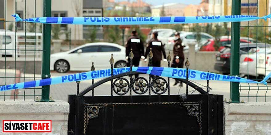 Kayseri'de kapıcı koronaya yakalandı! Apartman karantinada