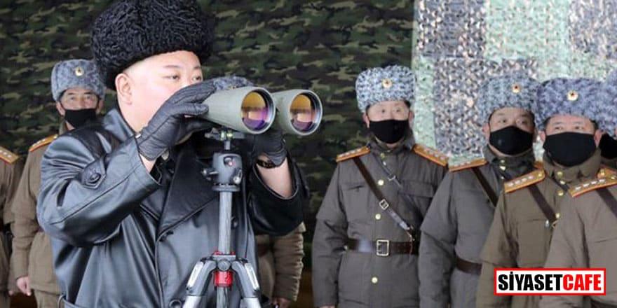 Kuzey Kore virüsü engelleyen maske geliştirdi!