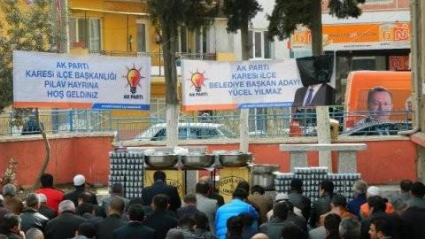 AKP dini siyasete alet ediyor!