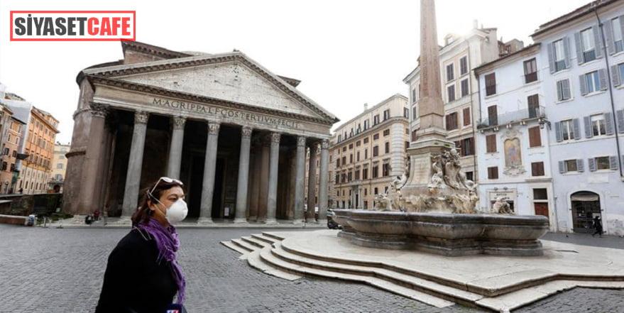 İtalya'da koronadan 24 saatte 570 kişi daha öldü!