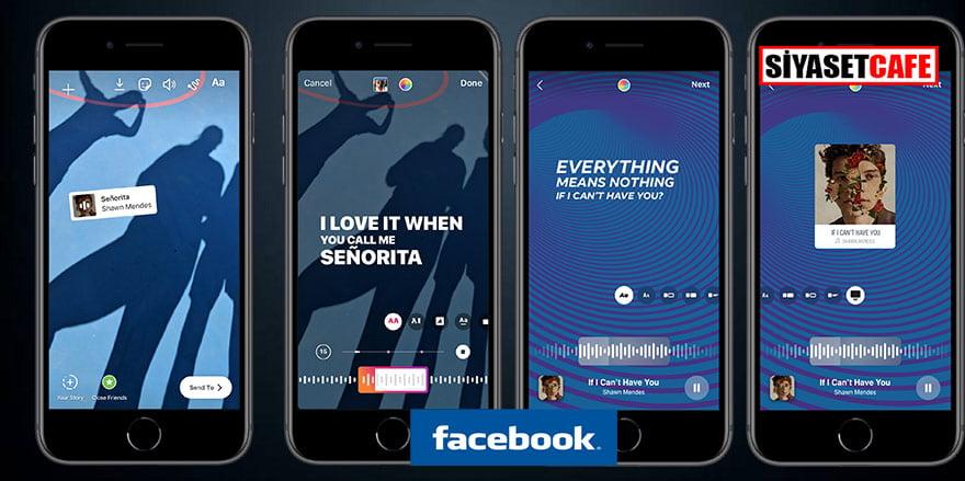 Facebook'tan yepyeni özellikler