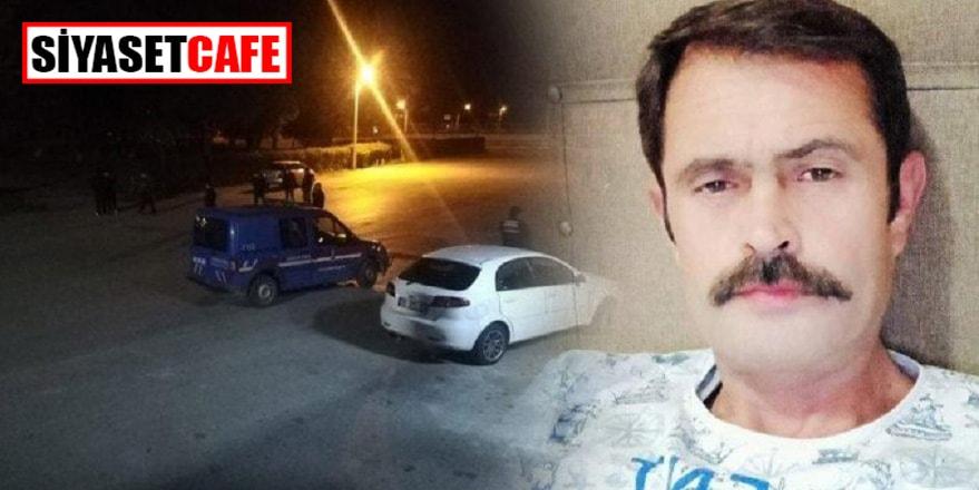 Cezaevinden çıkar çıkmaz adam öldürdü!