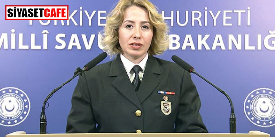 Savunma Bakanlığı: '38 terörist etkisiz hale getirildi'
