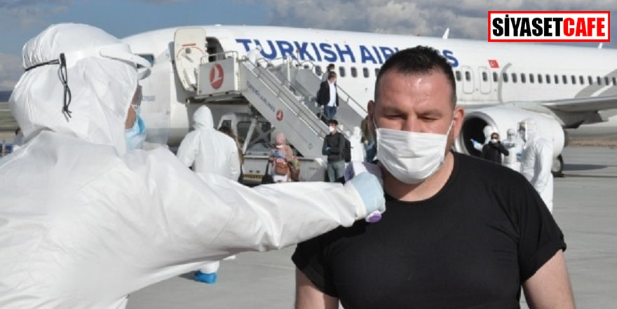 104 vatandaşımız Kars'da karantinaya alındı