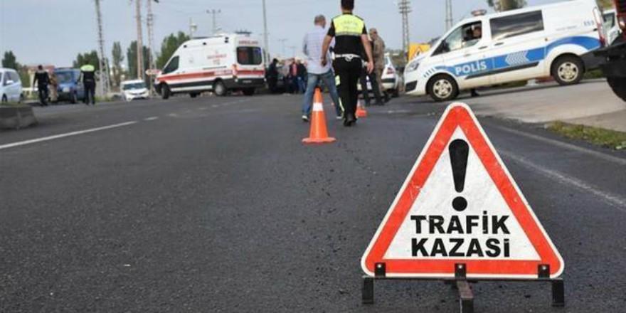 Trafik kazalarında 2018'in acı bilançosu