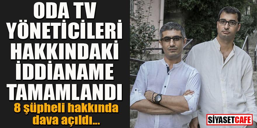MİT mensubunun ifşası davasında iddianame tamamlandı! 8 şüpheli hakkında dava