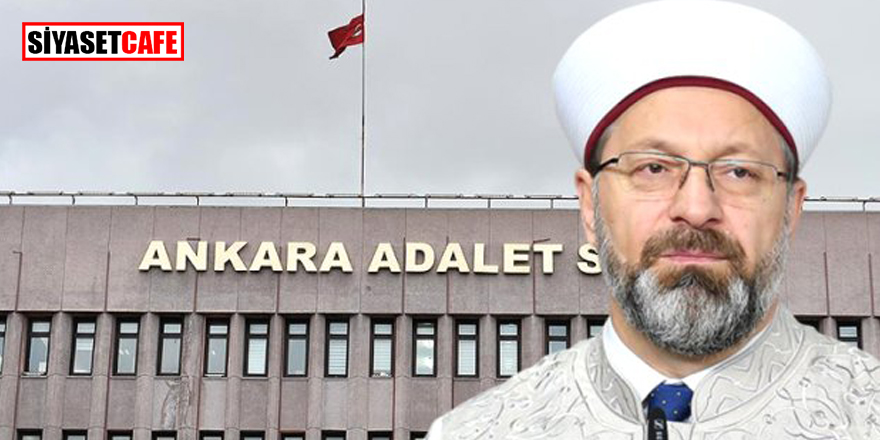 Ankara Barosu'na 'Diyanet' soruşturması