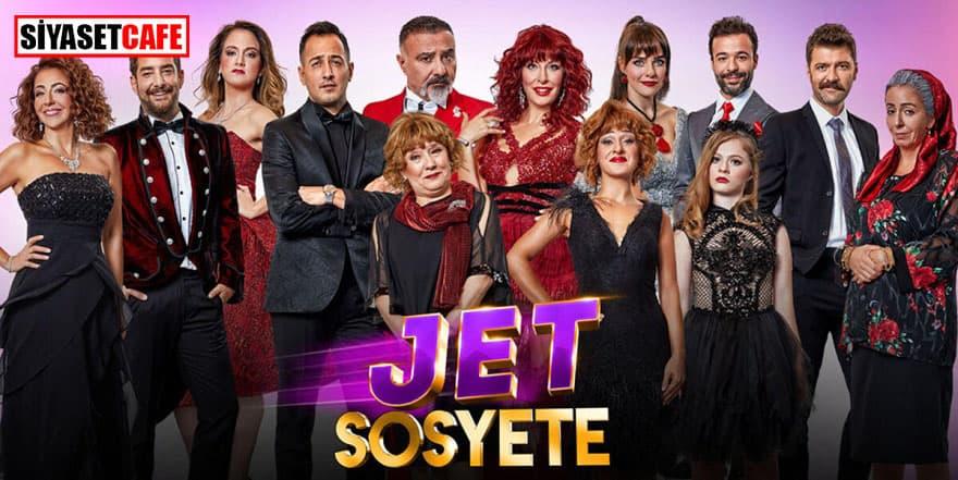 Jet Sosyete'den sürprizli final