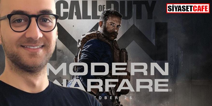 'Call of Duty'nin takımına bir Türk dahil oldu