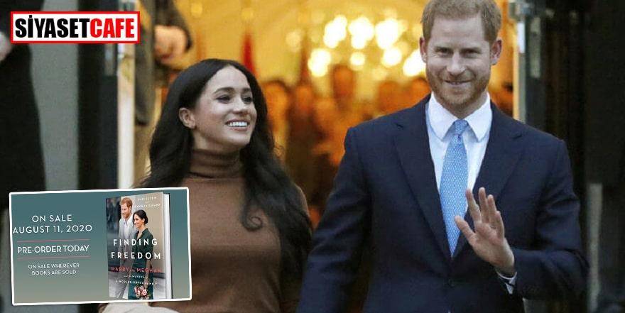 Prens Harry ve eşinin kitabı sipariş rekoru kırdı